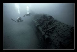 The SCIRE, an Italian sub WWII by Johannes Felten