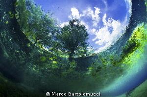 Posta Fibreno Lake - ITALY by Marco Bartolomucci