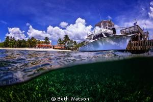 Litttle Cayman Island Beach Resort by Beth Watson