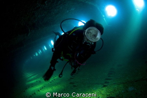 UMBRIA WRECK by Marco Caraceni
