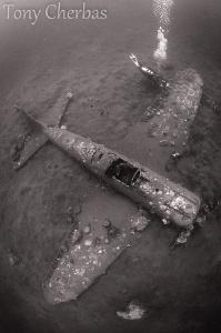 Zero Buoyancy: Zero Wreck. Kimbe Bay, PNG by Tony Cherbas