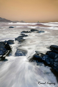 Atlantic  (F22, 1/2, Iso 100 & different filters : gray,... by Raoul Caprez
