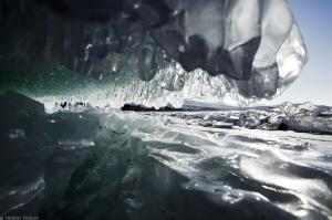 Jaws (Baikal lake) by Mathieu Foulquié