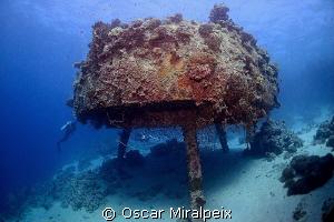 jacques cousteau precontinent by Oscar Miralpeix