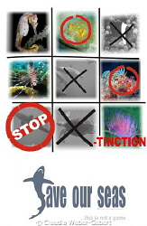 STOP X-tinction by Claudia Weber-Gebert