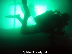 this was taken inside the inner mulberry units near pagha... by Phil Treadgold