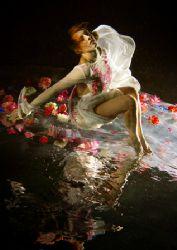 My best uw art fashion image. Model Sabina. by Libor Spacek