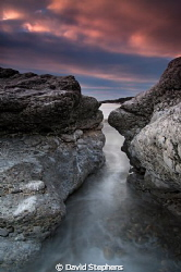 Ogmore By Sea, South Wales. Taken with Nikon D7000 in Feb... by David Stephens