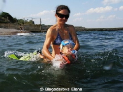 THE FIRST DIVE.III. Hapiness. And when  did you were so ... by Blagodarova Elena