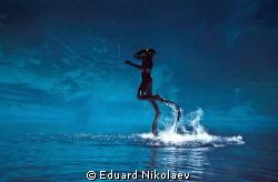 Up in the Air by Eduard Nikolaev
