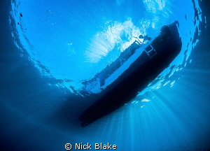 Sunrays and Snell