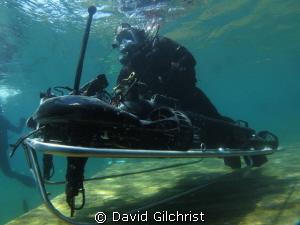 Shark Marine Technologies 'Mako' Test 'Drive' by David Gilchrist