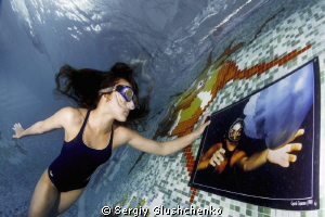 Underwater Opening Day. by Sergiy Glushchenko