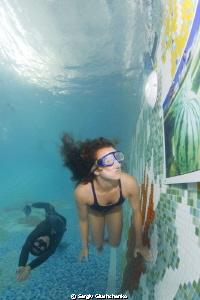 pool exibition by Sergiy Glushchenko