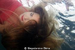 Dancing Lady by Blagodarova Elena