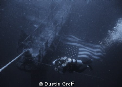 freedom of the deep by Dustin Groff