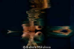 pool dream by Babula Mikulova