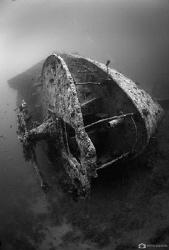 Long-standing reminder... SS Thistlegorm by Nadya Kulagina