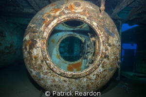 "The ""eye"" of the Kittiwake. by Patrick Reardon"