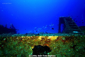 Centre hull of Hasan Mian -Mauritus island -Indian Ocean