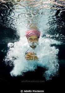Bedouin Bubbles by Adolfo Maciocco
