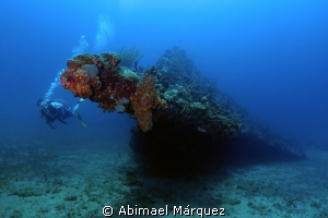 RMS Rhone by Abimael Márquez