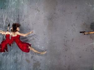 Underwater Matrix by Lucie Drlikova