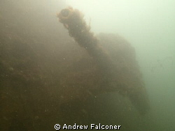 Last photo from recent dive trip to the WW1 German wrecks... by Andrew Falconer