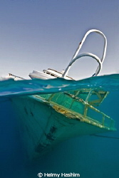 Satayah Reef by Helmy Hashim