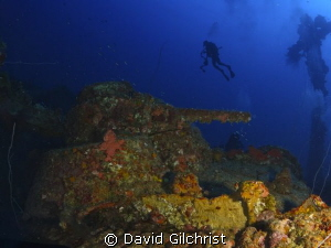 Ascent from the 'San Francisco Maru' by David Gilchrist