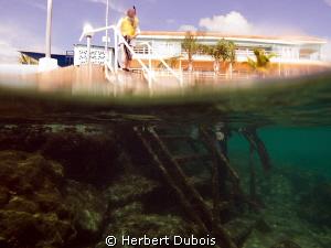 Den Laman Dock by Herbert Dubois