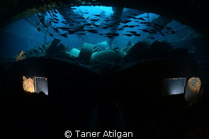 SS Thistlegorm by Taner Atilgan