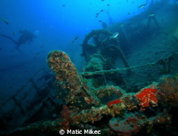 Wreck Teti by Matic Mikec