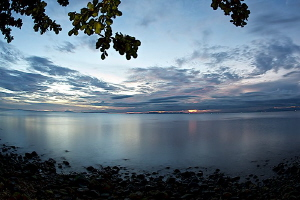 Sunset in the Philippines... by Iyad Suleyman