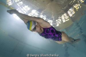 Finswimmer by Sergiy Glushchenko
