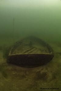 Wrecks of lakes by Marcin Michalak
