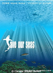 SAVE OUR SEAS ..to save ourselves!!! by Claudia Weber-Gebert