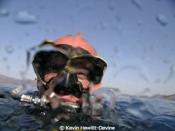 Taken just before the last dive at the D Hotel by Kevin Hewitt-Devine