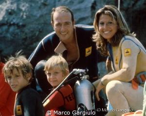 Gargiulo's Family, 1974.  Enrico Gargiulo & Maria Rosari... by Marco Gargiulo
