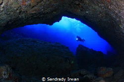 Diving in Weh Island , the most west island of indonesia.... by Sandrady Irwan