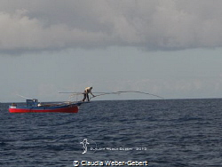 Peto-fisherman on EL HIERRO,Canary Islands.