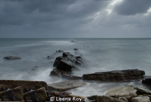 Swanage by Leena Roy