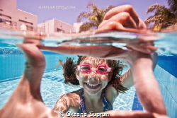 Нappy underwater holiday:) by Oksana Suprun