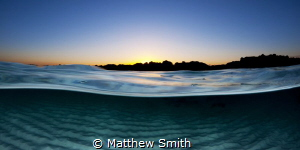 Makes you want a swim? The clarity at Jervis Bay Australi... by Matthew Smith