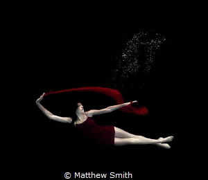 This was my partner Laurens first go at underwater modell... by Matthew Smith