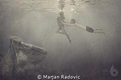 """Mystic wreck"" by Marjan Radovic"