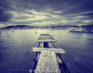 Losinj by Marjan Radovic