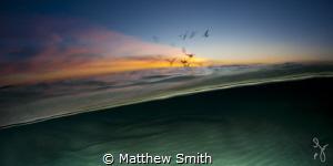 Peeling back the liquid layers... I wish I had gills by Matthew Smith