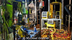 Commercial dive operation delayed due to high tidal curre... by Michael Grebler