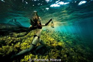 The keys keeper by Plamena Mileva